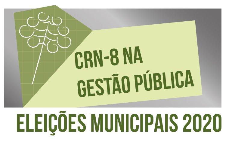 Candidatos(as) assinam a Carta Compromisso de SAN do CRN-8